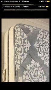 King Size Euro Pillow Top Mattress By Simmons Beautyrest