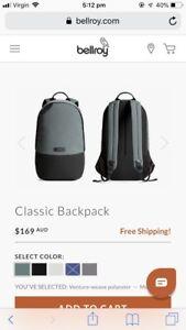 Backpack bag   Bags   Gumtree Australia Auburn Area - Lidcombe   1209821380 430b264d0d