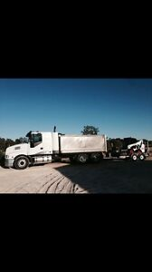 Truck and Bobcat Lake Clifton Waroona Area Preview