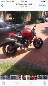 2012 Ducati 659 monster lams Denman Muswellbrook Area Preview