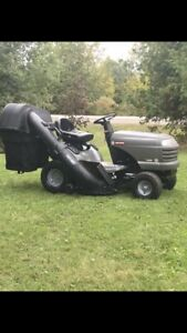 Looking to buy a lawn tractor