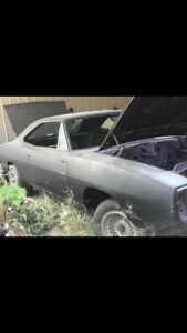 1970 Charger shell