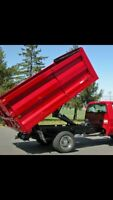 For your Junk Removal /  Dump Truck or Bin Rental Services