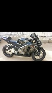 2005 CBR600RR TRIBAL EDITION