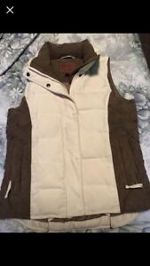 Women's outback western style vest