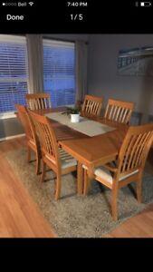 Dining Room Set & China Cabinet
