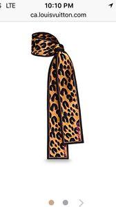 Louis Vuitton Stephen sprouse leopard bandeau