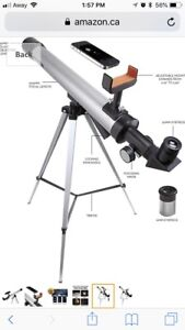 Space finder Telescope