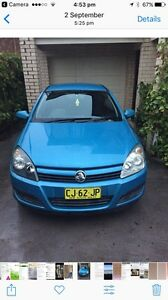2005 Holden astra Toukley Wyong Area Preview