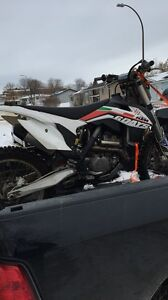 2014 Ktm 350sxf, great shape only 30 hours.