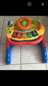 V-tech activity walker sit to stand