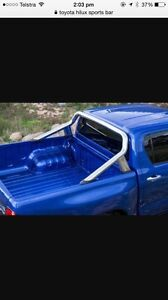 Toyota hilux 2016 roll/sports bar Emerald Cardinia Area Preview