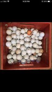 120 Golf Balls
