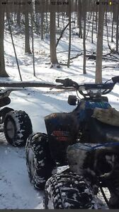 2001 Yamaha warrior 350