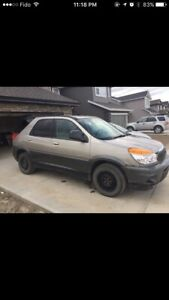 Selling 2002 buick rendezvous