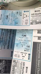 FLUME STANDING TICKETS Kardinya Melville Area Preview