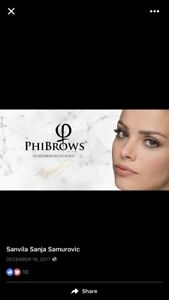 Need 2 Models for Microblading PhiBrows!!