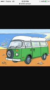 Kombi wanted Westbury Meander Valley Preview