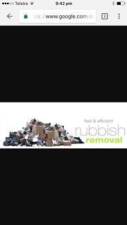 T&k rubbish removal