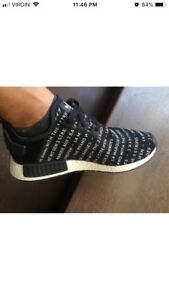 Nmd the brand with 3 strips (10.5)
