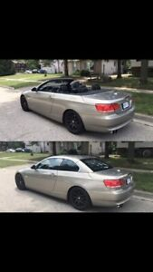 BMW 328i hardtop convertible Manual with SAFETY