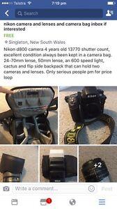 Nikon d800 Singleton Heights Singleton Area Preview