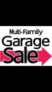 Garage Sale- Multi Home- Saturday July 21