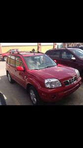 2006 Nissan X-Trail  AWD for sale/trade for good camper Van