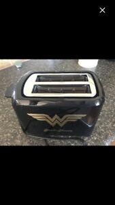 Wonder Woman toaster