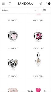 ISO authentic pandora charms