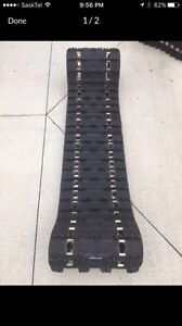 """Snowmobile track for sale. 137""""x 16"""" x 1 1/4"""""""