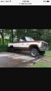 looking for 1980-1986 f150 parts truck