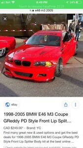 Looking for an e46/e92 blown motor/chassis