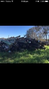Fire wood  or  posts Baldivis Rockingham Area Preview