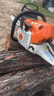 Stihl Ms441 magnum chainsaw