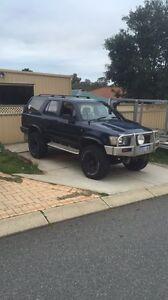 Toyota 4Runner Hilux 1991 V6 petrol automatic Leda Kwinana Area Preview