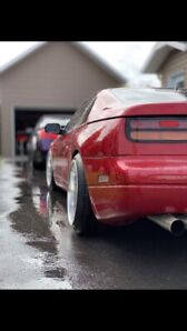 Nissan 300zx 1990 plaquable