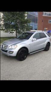 Mercedes ml 350 2011 garantie jusqu'à 148000km