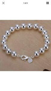 Brand New 925 sterling silver bracelet perfect for gift!!!!