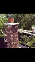 Masonry Service - Chimney Repairs, Stone, Brick, & Block Work.