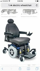 Wanted.  Electric wheelchair