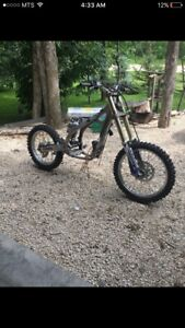 Parting out 2007 Yamaha yz450f