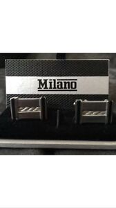 2 x NEW IN BOX MILANO CUFFLINKS Burns Beach Joondalup Area Preview