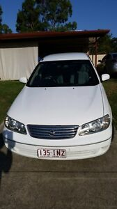 2004 Nissan Pulsar N16 ST MY14 Auto Bray Park Pine Rivers Area Preview