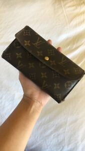 Authentic Louis Vuitton  wallet and more for less in Montreal!