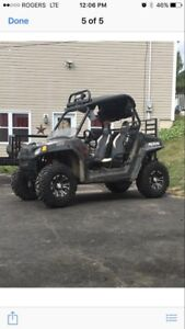 Parting out Polaris rzr 800 2008/2013