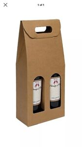 Pack of 50 Wine Carry Bags - New Top Qulity Panania Bankstown Area Preview