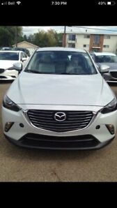 2016 MAZDA CX-3 GT AWD - leather/ sunroof/NAV