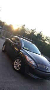 2012 Mazda 3 Sport