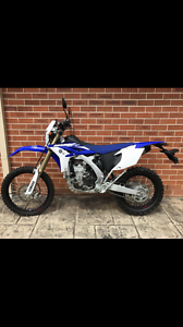 2015 WR450F Narellan Camden Area Preview